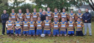 Belfast High - 1st XV Rugby